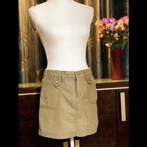 Old Navy Ultra Low waist Skirt